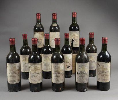 Ensemble de 12 bouteilles 2 bouteilles CH....