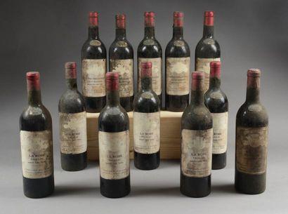 Ensemble de 12 bouteilles 5 bouteilles CH....