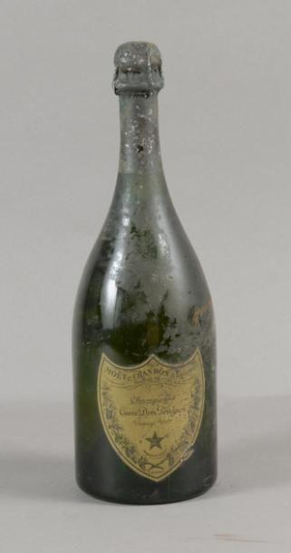 1 bouteille CHAMPAGNE «Dom Pérignon», Moët...