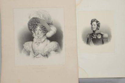 16 HISTOIRE – PORTRAITS Franz – Xavier WINTERHALTER...
