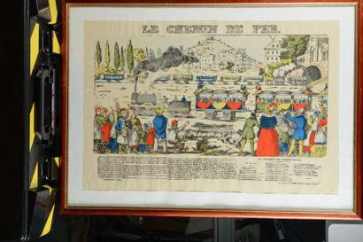 18 IMAGERIES Le Chemin de Fer, les agréments...