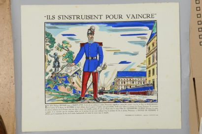 20 IMAGERIE Philippe Pétain, imagerie du...