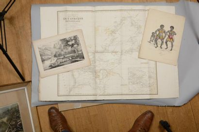 28 J.B. DOUVILLE Atlas du Voyage au Congo...