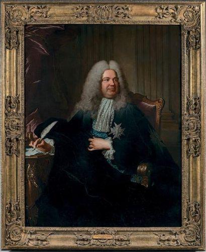 Hyacinthe RIGAUD (Perpignan 1659 - Paris 1743)