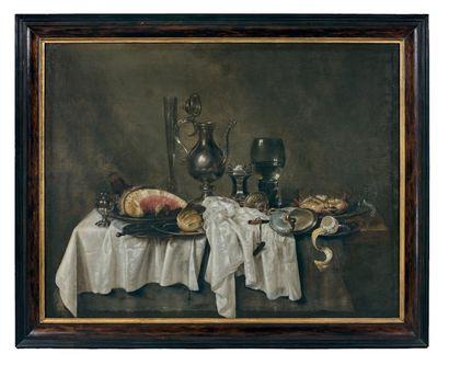 Willem Claesz HEDA (Haarlem 1594 - 1680)