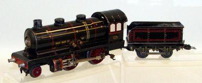 J. de P. : Locomotive électrique 120 avec...