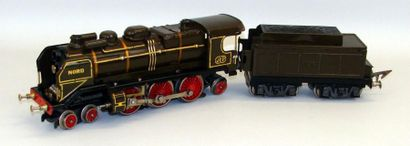JEP : Locomotive électrique 231 NORD « FLECHE...
