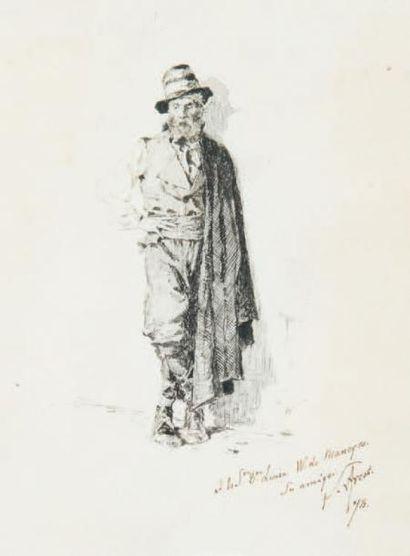 Santiago ARCOS Y MEGALDE (Santiago de Chili 1865 - 1912)