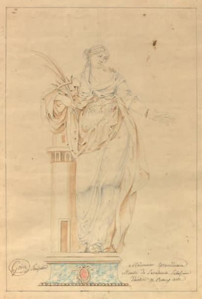 GRIVA (Actif vers 1800)