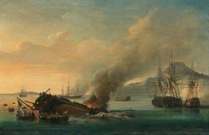 Pierre Julien GILBERT (Brest 1783-1860)