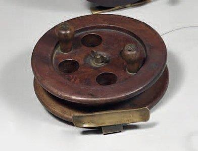 Grand moulinet de type Scarborough (pêche...