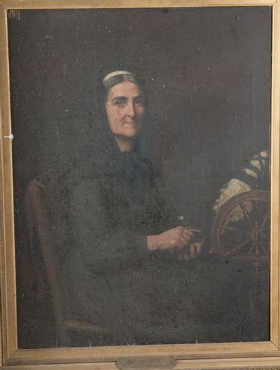 Yolande Dalbert (active en 1879) J'ai du...
