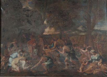 Ecole Française du XVIIème siècle, d'après...