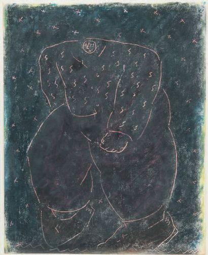 Jean-Charles BLAIS (Né en 1956)<br/>Français