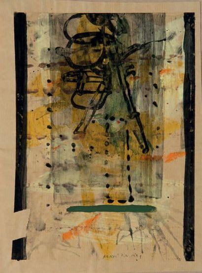 Heinz ADOCHI (Né en 1954)<br/>Roumain