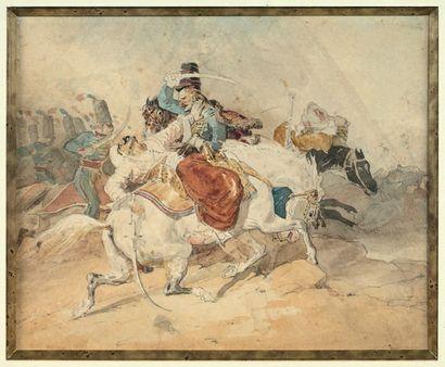 Auguste Raffet (1804/1860)