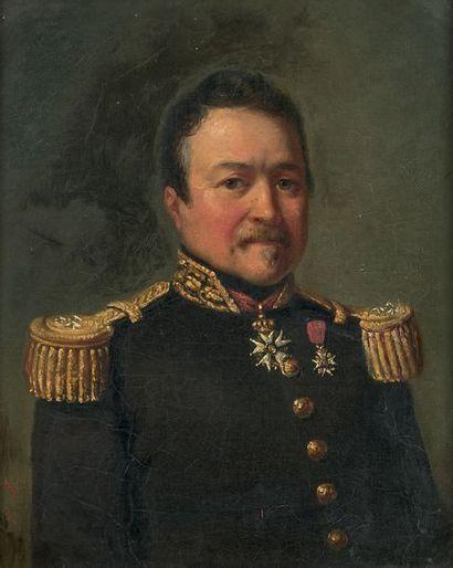 Portrait du général de division Alphonse...