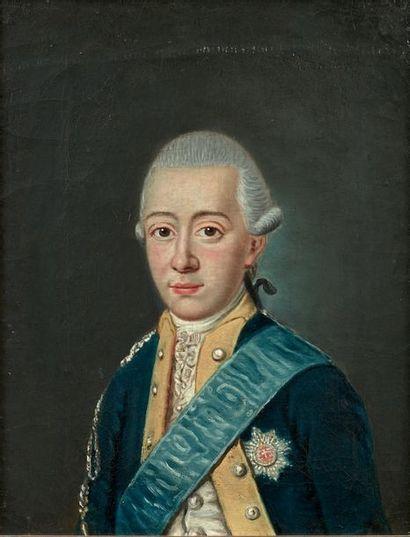 Portrait d'un jeune Prince, probablement...