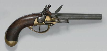 Pistolet de cavalerie à silex modèle 1777...