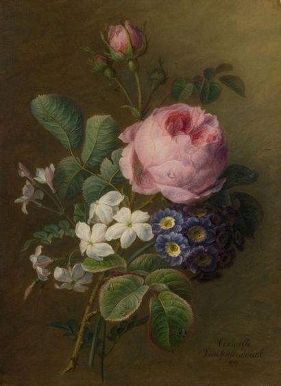 Cornelis van SPAENDONCK (Tilburg 1756 - Paris 1839)