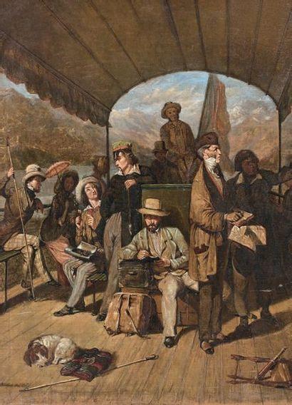 Jules de BUISSERET (Actif au XIXème siècle)