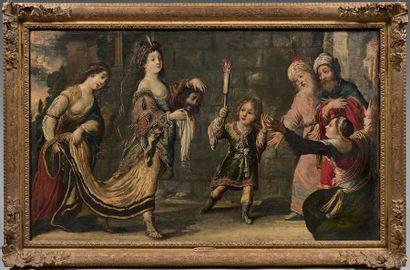 Claude VIGNON (Tours 1593 - Paris 1670)