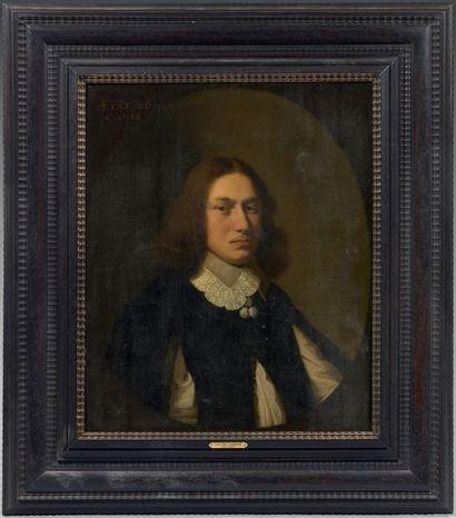 Ecole HOLLANDAISE, 1648