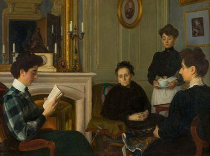 Henry BOUVET (Marseille 1859 - Paris 1945)