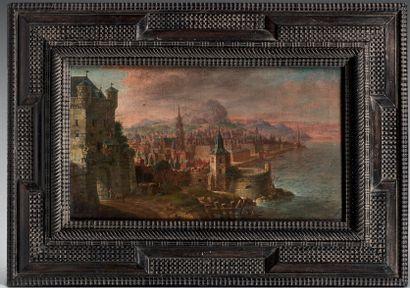 Ecole FLAMANDE vers 1680, entourage de Gillis NEYTS