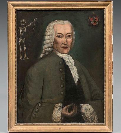 Ecole ALSACIENNE, 1764