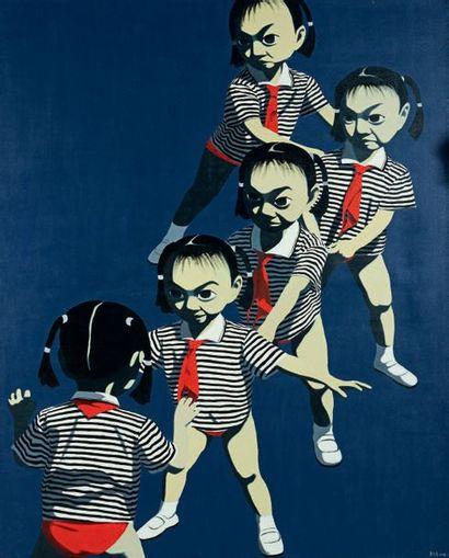 LI Zhihong (Né en 1970) Chinois
