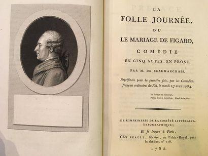 BEAUMARCHAIS (Pierre CARON DE).