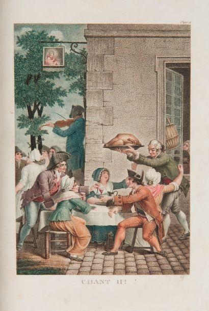 [VADÉ (Jean Joseph) & L'ÉCLUSE (Henry de)].