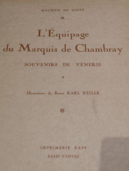 Maurice de GASTE