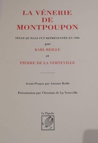 La vénerie de Montpoupon telle qu'elle fut...