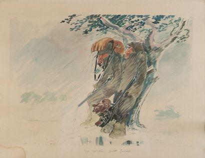 Paul CUCHET (Marseille 1895 - 1980)
