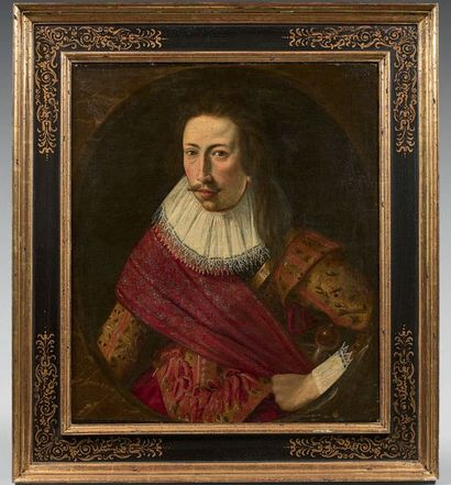Ecole anglaise du XVIIème siècle