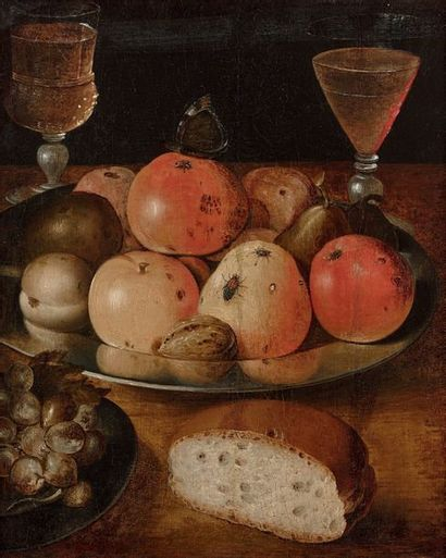 Attribué à Georg FLEGEL (1566 - 1638)