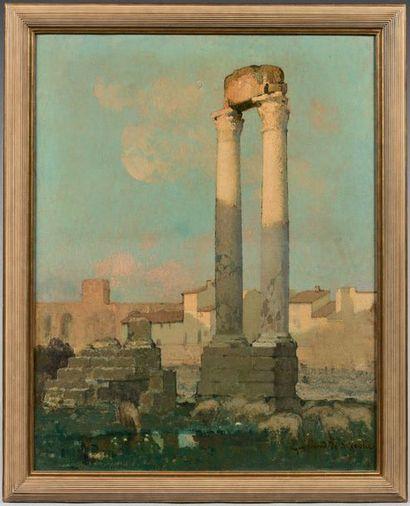 Lucien Victor GUIRAND de SCEVOLA (Sète 1871 - Paris 1950)