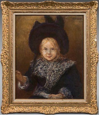 Fernand CORMON (Paris 1845 - 1924)