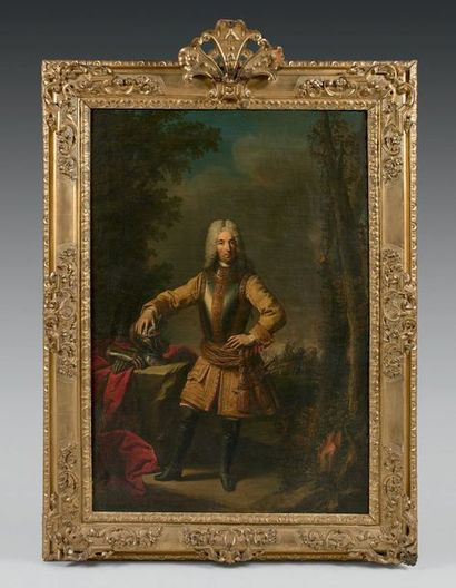 Jacob van SCHUPPEN (Fontainebleau 1670 - Vienne 1751)