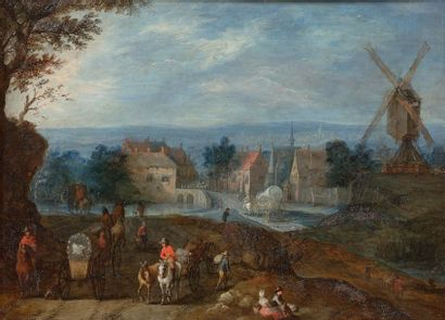 Joseph van BREDAEL (Anvers 1688 - Paris 1739)