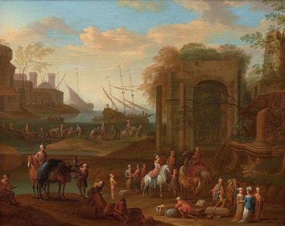 Mathys SCHOVAERDTS (1665 - 1702)
