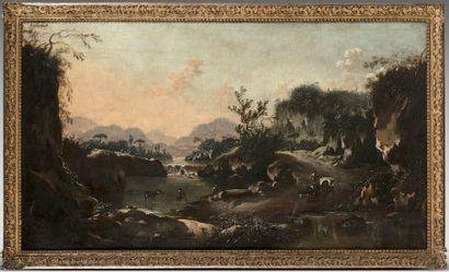 Hans de JODE (La Haye 1630 - Vienne 1663)