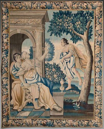 Tapisserie «Le retour d'Ulysse» à la rencontre...