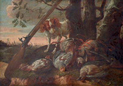 Baldassare de CARO (Naples 1689 - 1750)