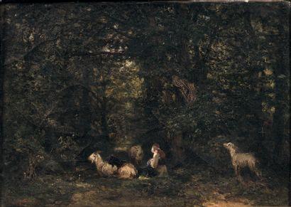 Joseph GALL (Nevers 1807 - 1886)