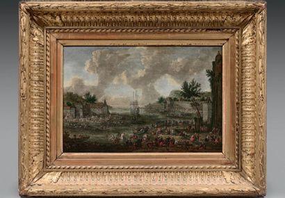 Pieter CASTEELS II (Anvers 1684 - Richmond 1749)