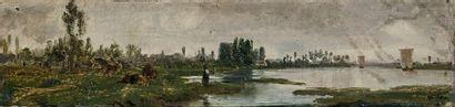 Karl GIRARDET (Le Locle, 1813 - Paris, 1871)