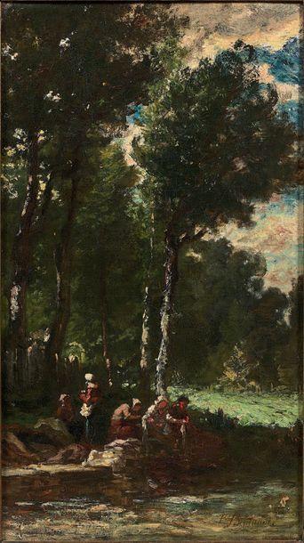 Louis BOULANGE (Verzy 1812 - Paris 1878)